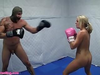 Naked Boxing- Female Domination ft. Dre Hazel