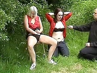 Outdoor Lesbian Predominance