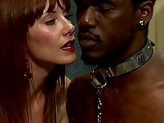Sexy Dom Pegs her Slave