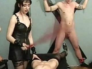 Lesbian Pain Party