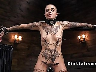 Alt cockblowers slave suffers extreme bondage