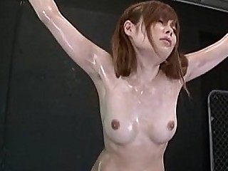 Japanese Restrain bondage Sex - Extraordinary BDSM Punishment of Ayumi