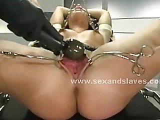 Ladies with hot bodies get access to all submission bondage pleasure