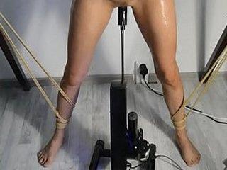 restrain bondage session
