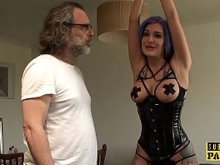 British hoe analized while throating toycock