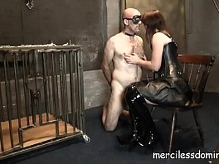 Humiliated by Vivienne l'Amour - Strict and Classic British Domination