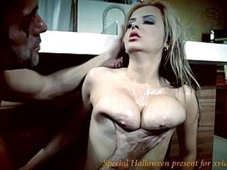Halloween with Candy Alexa.
