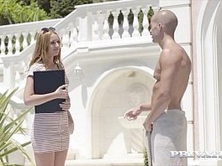 Incredible beauty, Kaisa Nord, is analyzed, whipped & anal creampied in this hot butt banging hook-up clip where her tight butthole is the star! Total Flick & 100's More at Private.com!