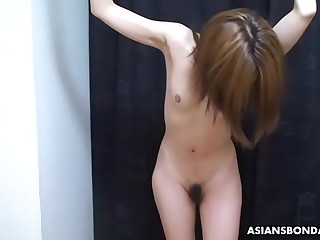 Japanese housewife, Haruka Otsuka has some kinks that include whipping
