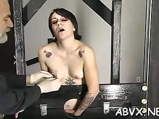 Dissolute perfection gets awarded with sex