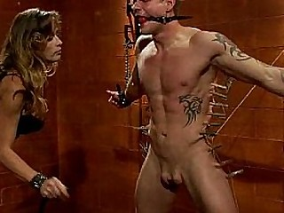 Mistress and her male slave