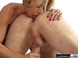 Forced rimming domination couple rough