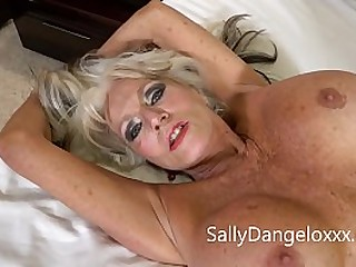 Sex With Mature Mummies  #creampie #BBC #Bondage #Cuckold #Hotwife Sally Dangelo