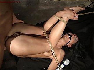 Gorgeous submissive lovemaking slave: Honey.