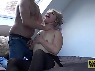 Whore ass rammed by maledom