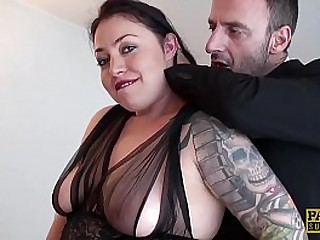 Luscious succubus humped by maledom
