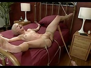 Sexual slaves fucked in extreme bondage