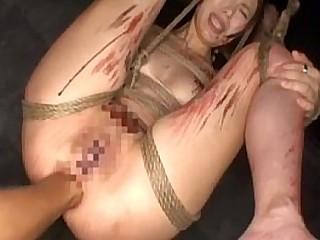 Asian mature Absolute throated milf extraordinary multiple bukkake