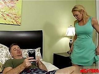 Darling BDSM fucks her Step-Son