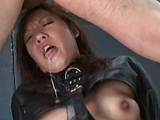 Heavy Japanese Device Bondage Sex