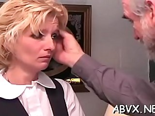 Stripped woman spanking video with extreme bondage