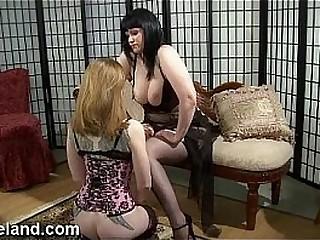 Wasteland Bondage Sex Movie -  Mistress Manor (Pt 2)