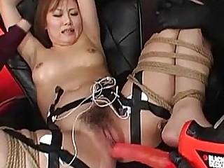 Japanese Bondage Hook-up - Hikari Tsukino 3 (Pt 3)