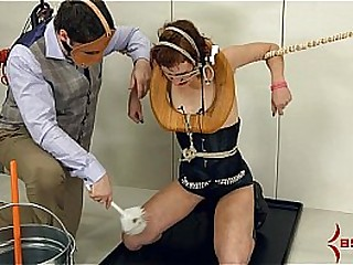 Domme Margot Aggressively Dominated