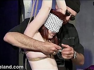 Wasteland Bondage Hookup Movie -  Gia Desire (Pt 1)