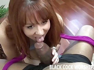Im going to get my ass filled with black cock