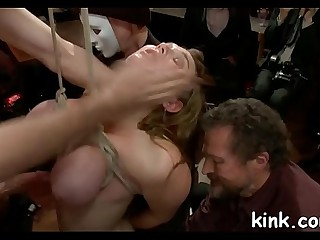 Sexy girl arrested