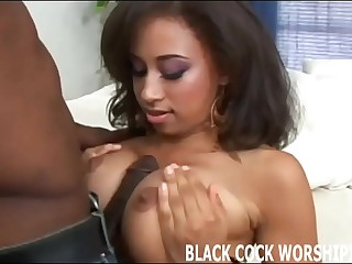 You can observe me taking 2 big black cocks
