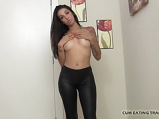 I will make you cum but at a price CEI